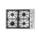 "Heritage 30"" Professional Gas Cooktop, Natural Gas Product Image"