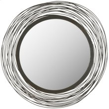 Wired Wall Mirror - Natural