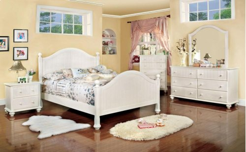 Queen-Size Cape Cod Ii Bed
