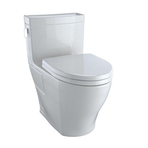 Legato™ One-Piece Toilet, 1.28GPF, Elongated Bowl - Colonial White