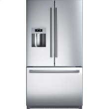 "36"" Standard Depth French Door Bottom-Freezer 800 Series - OUT OF CARTON"