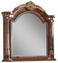 Royal Cherry Mirror - 50''L x 5''D x 48''H