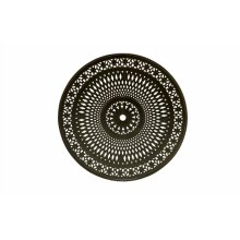 """55"""" Round Tuscany Cast Top with Hole"""