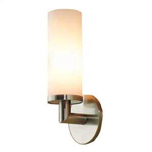Satin Nickel Single Light