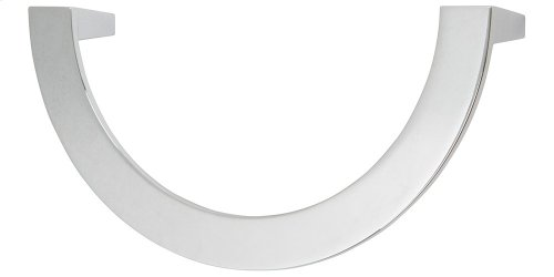 Roundabout Pull 5 1/16 Inch (c-c) - Polished Chrome