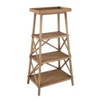 Primitive Bookshelf Stand Product Image
