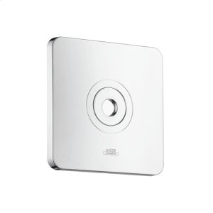 Chrome Wall Plate Product Image