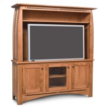 Aspen 2-Piece Widescreen Center with Inlay