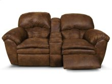 Oakland Double Reclining Loveseat Console 720085R