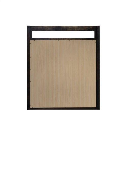 Emerald Home Sierra Mirror Walnut Brown B625-25