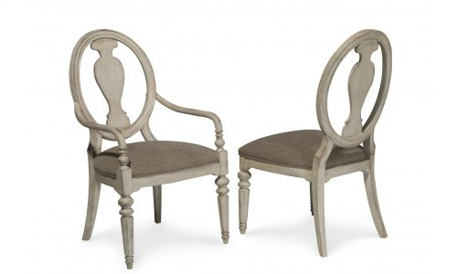 Belmar II Oval Splat Back Side Chair