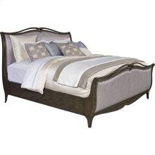 Cashmera Sleigh Bed