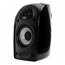 "Blackstone TL Series compact satellite speaker with 2 1/2"" driver and 1/2"" tweeter in Black"