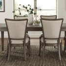 Vogue - Upholstered Side Chair - Gray Wash Finish Product Image