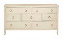 Salon Dresser in Alabaster (341)