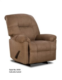9350 - Calcutta Camel Rocker Recliner