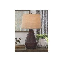 Terracotta Table Lamp (1/CN)