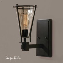 Frisco, 1 Lt Wall Sconce