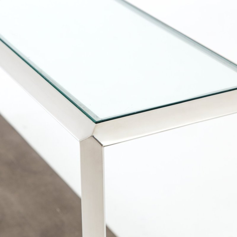 VBENA In By Four Hands In Columbus IN Shagreen Shadow Box - Shadow box console table