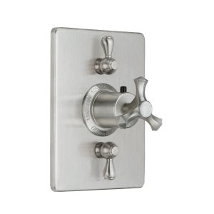 Catalina Styletherm (R) Trim Only With Dual Volume Control - Satin Nickel