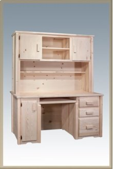 Homestead Desk with Hutch