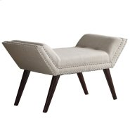 Lana Bench in Beige Product Image