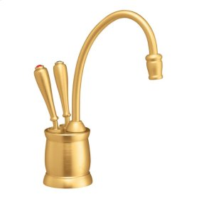 Indulge Tuscan Hot/Cool Faucet (F-HC2215-Brushed Bronze)