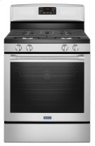 30-INCH WIDE GAS RANGE WITH FAN CONVECTION AND MAX CAPACITY RACK - 5.8 CU. FT. Product Image