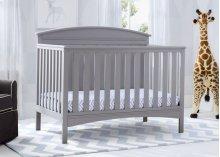 Archer 4-in-1 Crib - Grey (026)