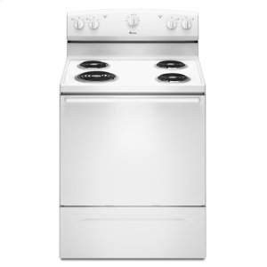 Amana4.8 cu. ft. Electric Range with Temp Assure(TM) Cooking System