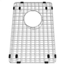 Prevoir Stainless Steel 10 Inch by 15 Inch Bottom Grid Sink Rack - Stainless Steel