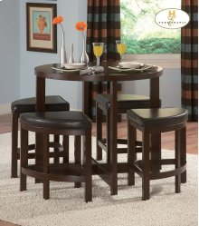 5-Piece Counter Height Set