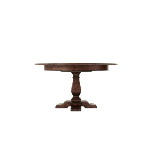Victory Oak Jupe Dining Table - 48-56 In. 'jupe' Table