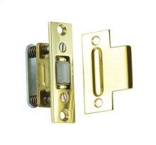 Polished Brass Roller Latch