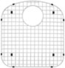 Stainless Steel Sink Grid (Fits Wave Plus large bowl)