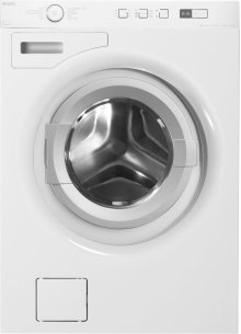 2.12 cu.ft. Front Loading Washing Machine - White