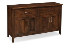 Crawford Buffet with Legs, Crawford Buffet with Legs, 60""
