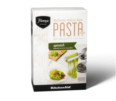 Franzese Authentic Italian Style Pasta Mix (11.9 oz) - Spinach