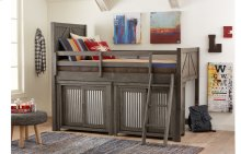 Bunkhouse Sliding Door Chest