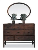 Oval Wall Hung Mirror Product Image