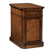 European Legacy Storage End Table Product Image