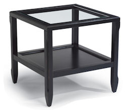 Bleeker Street Square End Table