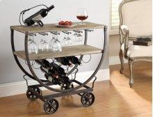 Wine Rack Cart