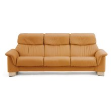 Stressless Paradise High Back 3 seater Large