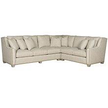 Drake LAF One Arm Sofa, Drake Corner Chair, Drake RAF One Arm Loveseat