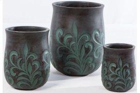 Fiorita Urn - Set of 3