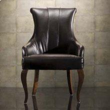 Leather Uph Arm Chair-setup