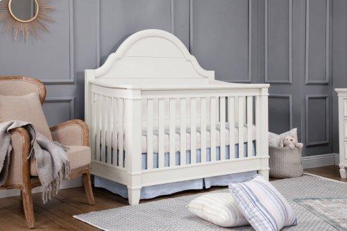 Warm White (Coming Soon) Sullivan 4-in-1 Convertible Crib