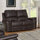Belize Café Power Loveseat Product Image