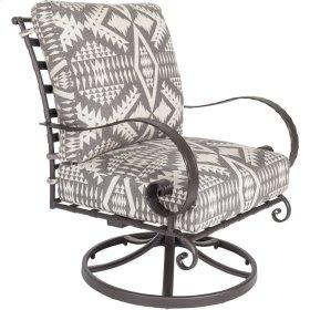 Classico Swivel Rocker Lounge Chair